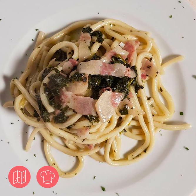 Tour gastronomico tradizionale a Firenze