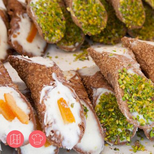 Street food tour Palermo